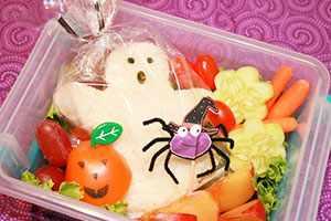 Sorprende a tus hijos con estas loncheras divertidas para Halloween