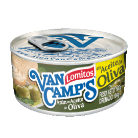Lomitos de atún en aceite de oliva x3 80g