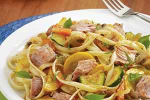 5 recetas de atún para cocinar en familia