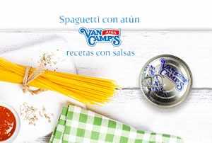 Spaguetti con atún, tres deliciosas recetas con salsas