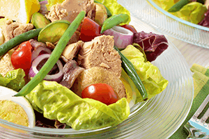Recetas creativas para hacer ensalada de atún