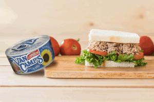 Receta de sándwich de atún: práctica y perfecta para compartir