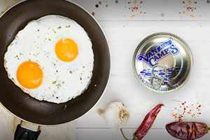 Recetas con atún y huevo perfectas para tus reuniones