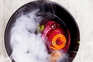 Nuevas tendencias gastronómicas: cocina molecular