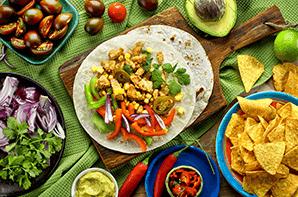 Algunos platos de comida típica mexicana que puedes preparar en casa