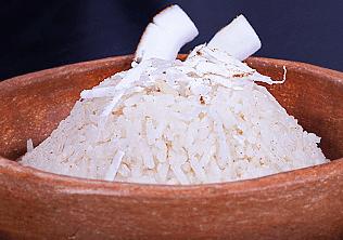 Como preparar arroz con coco