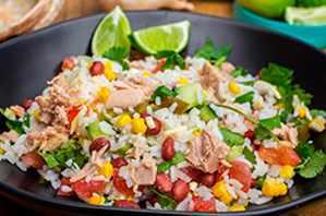 Ideas deliciosas para un arroz con atún distinto